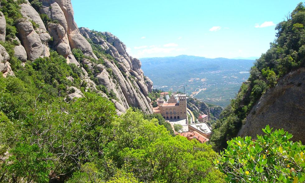Hiking al Monasterio de Montserrat en Privado