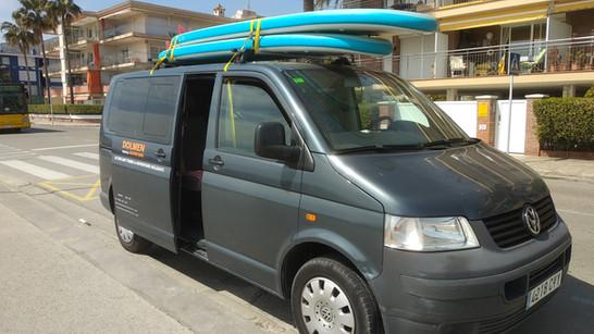 Dolmen Adventures Transportation