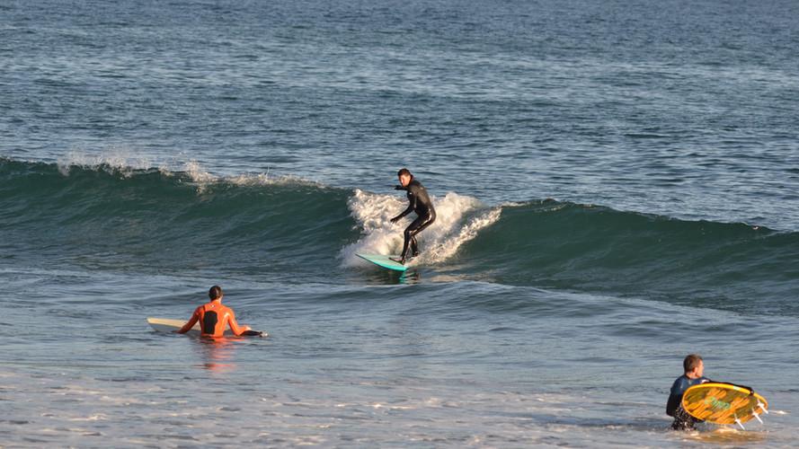 Private Surf Lesson Castelldefels Barcelona