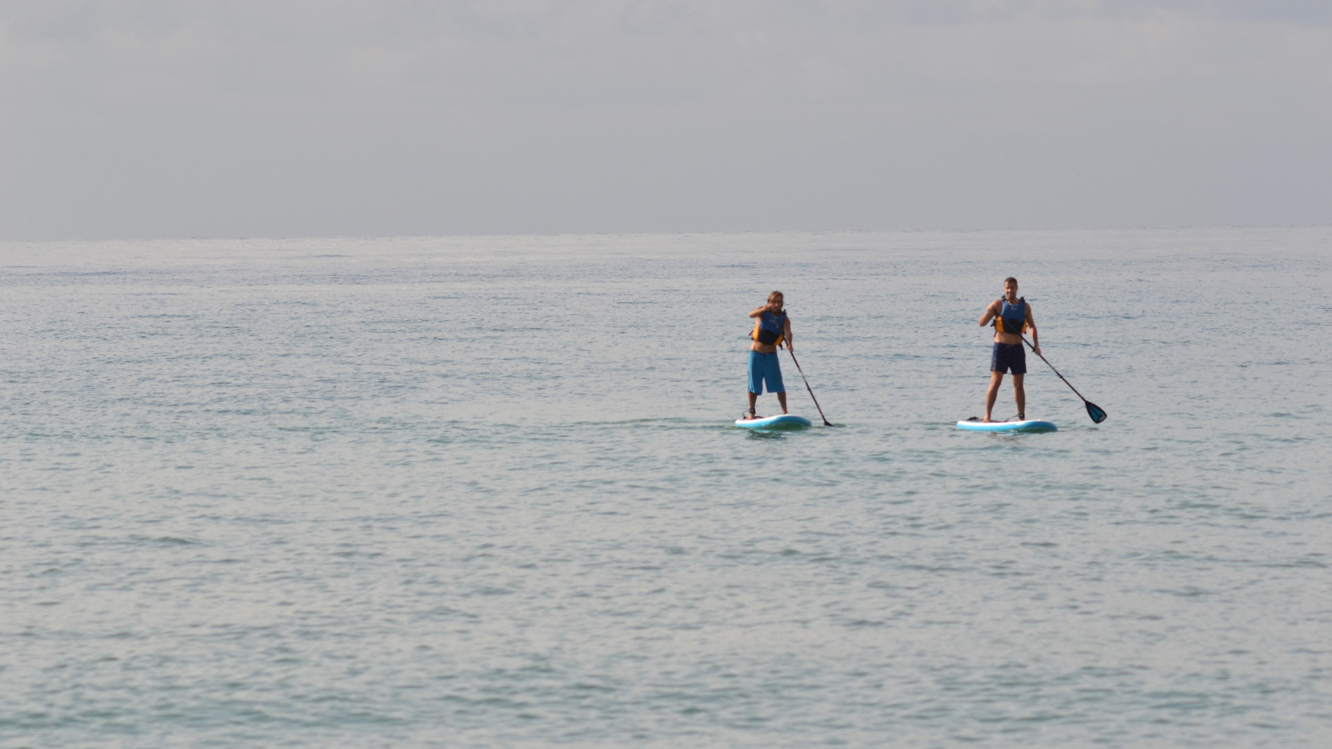Easy going Paddlesurf