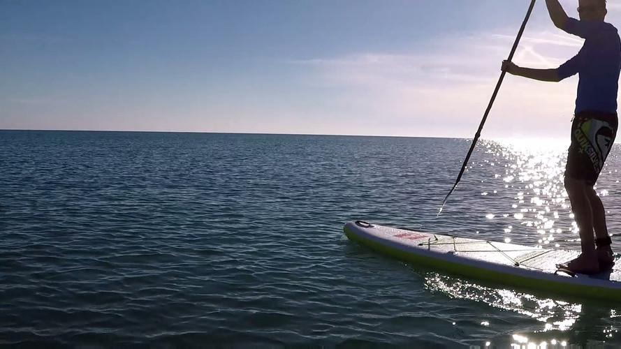 Paddlesurf Castelldefels