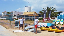 Nueva apertura Beach Club by Dolmen Adventures
