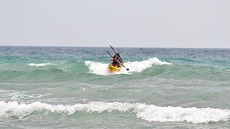 Excursion Kayak Castelldefels