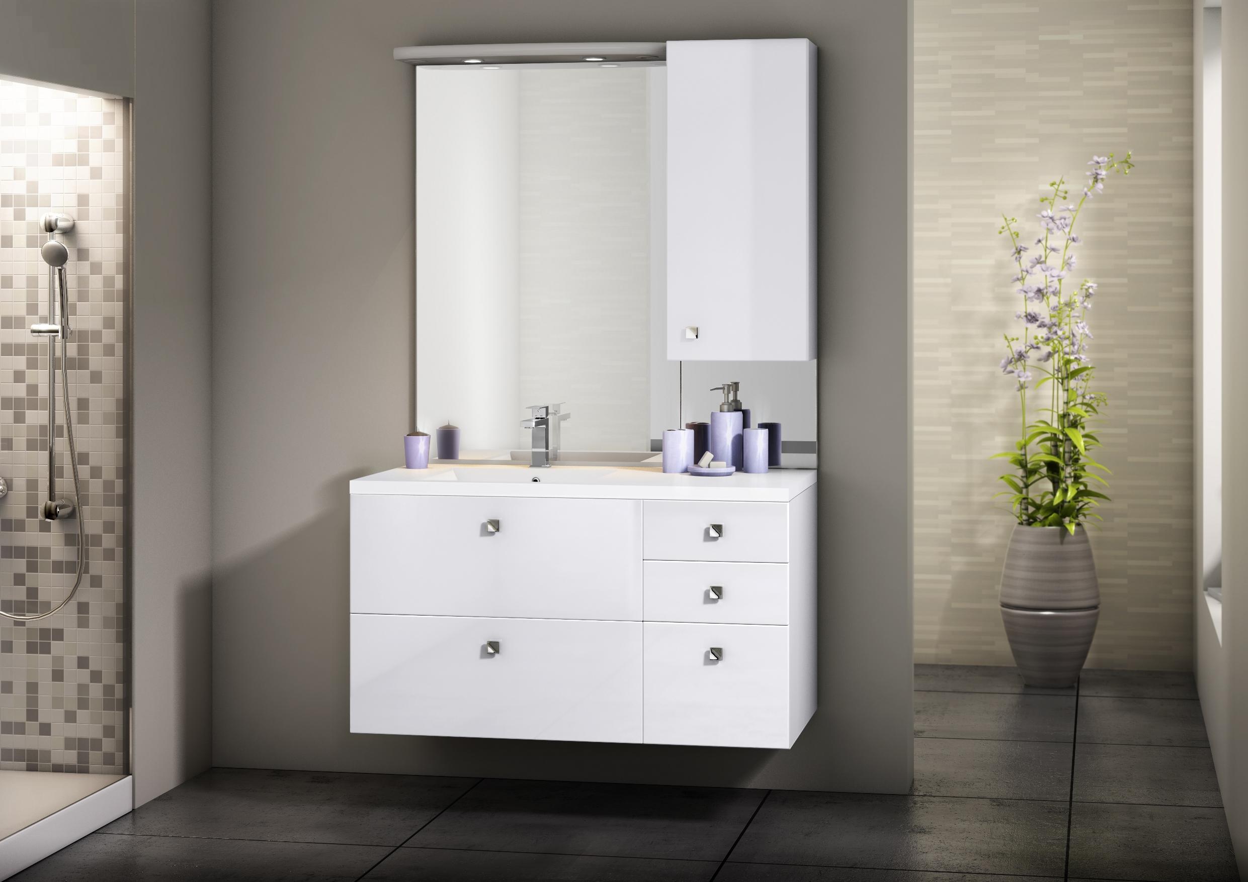 INTEGRALE - Cristal Blanc