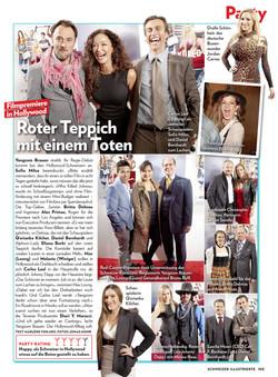 Schweizer Illustrierte Magazine