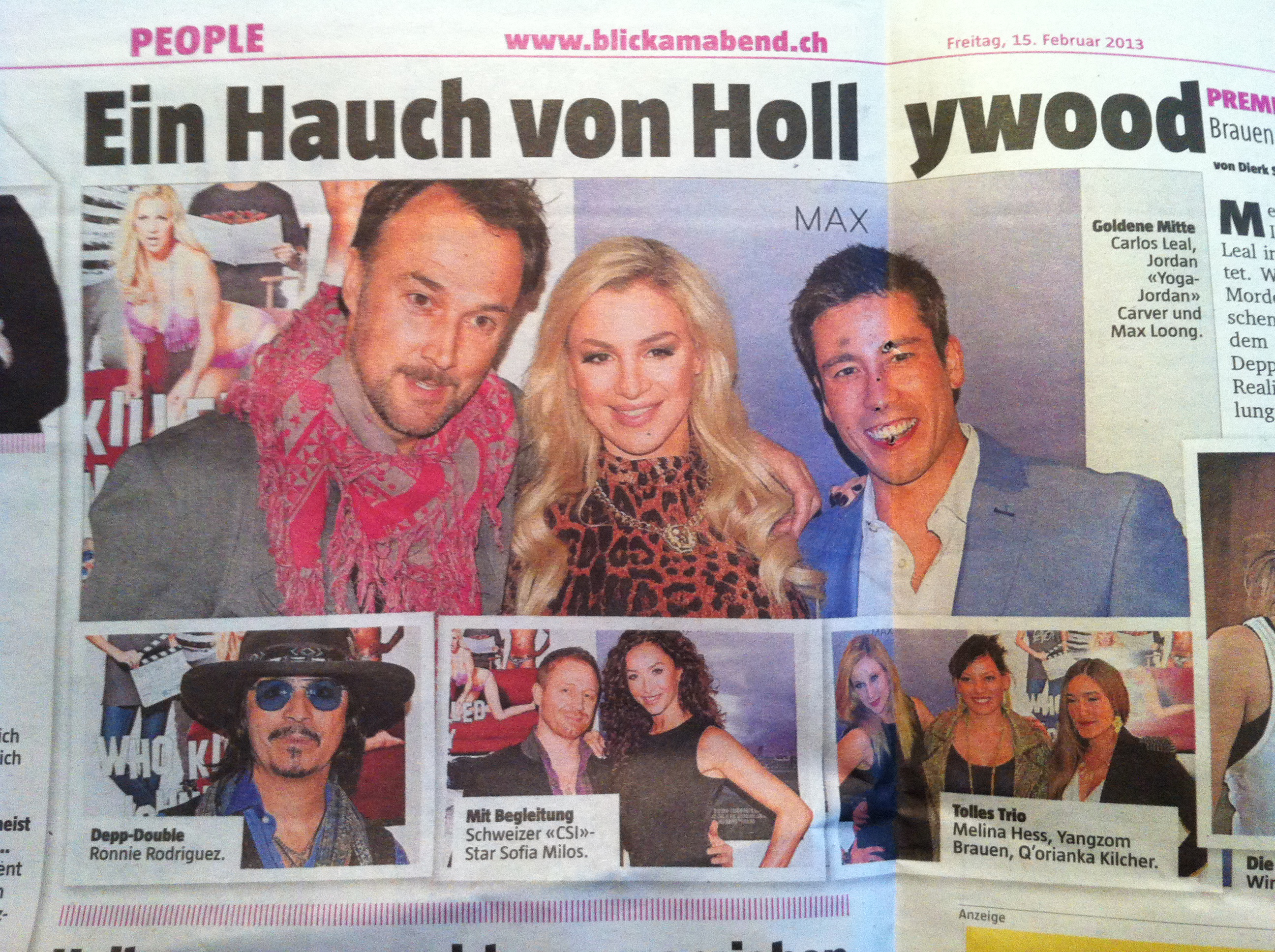 Blick Newspaper
