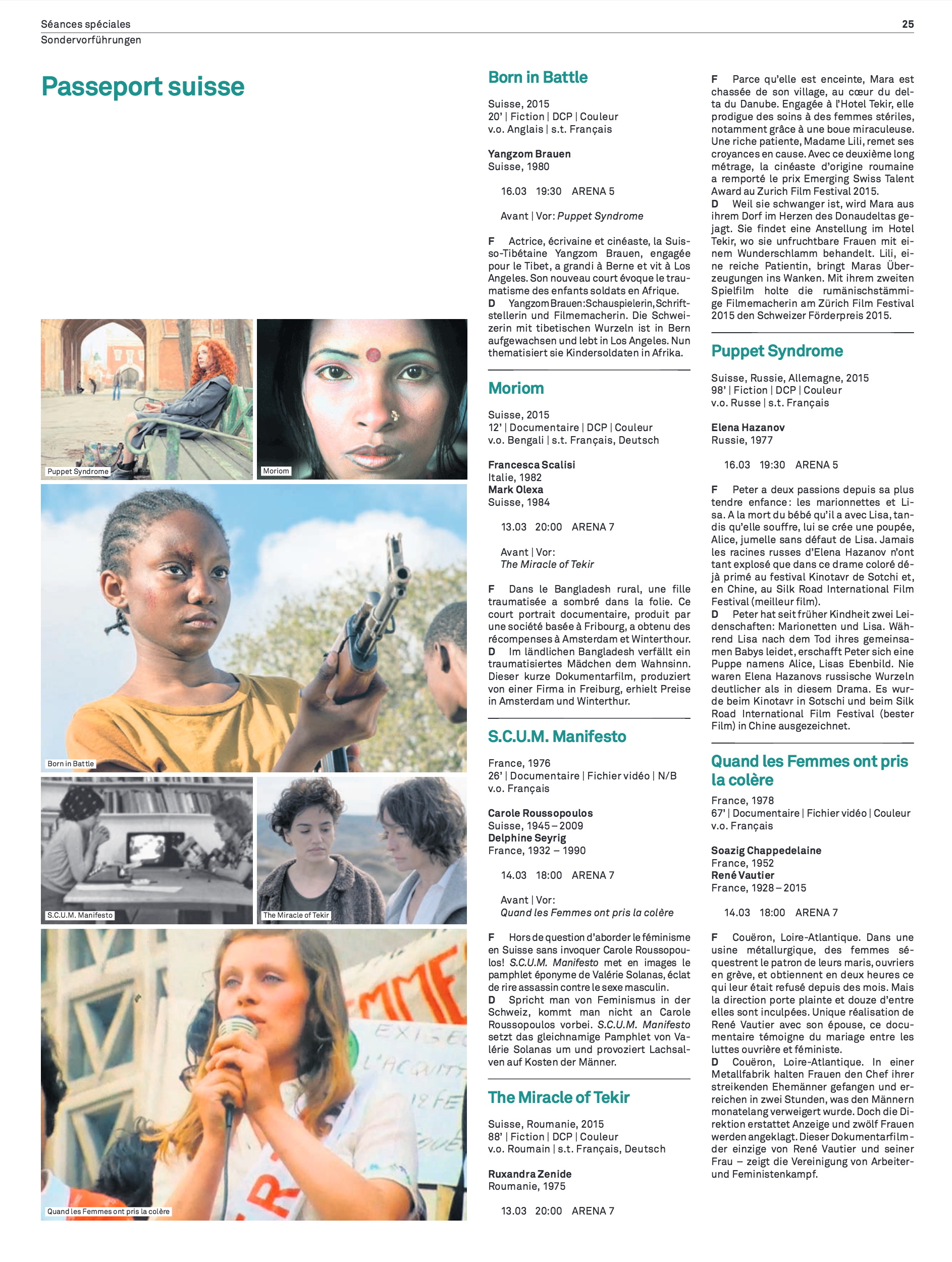 Fribourg Film Festival