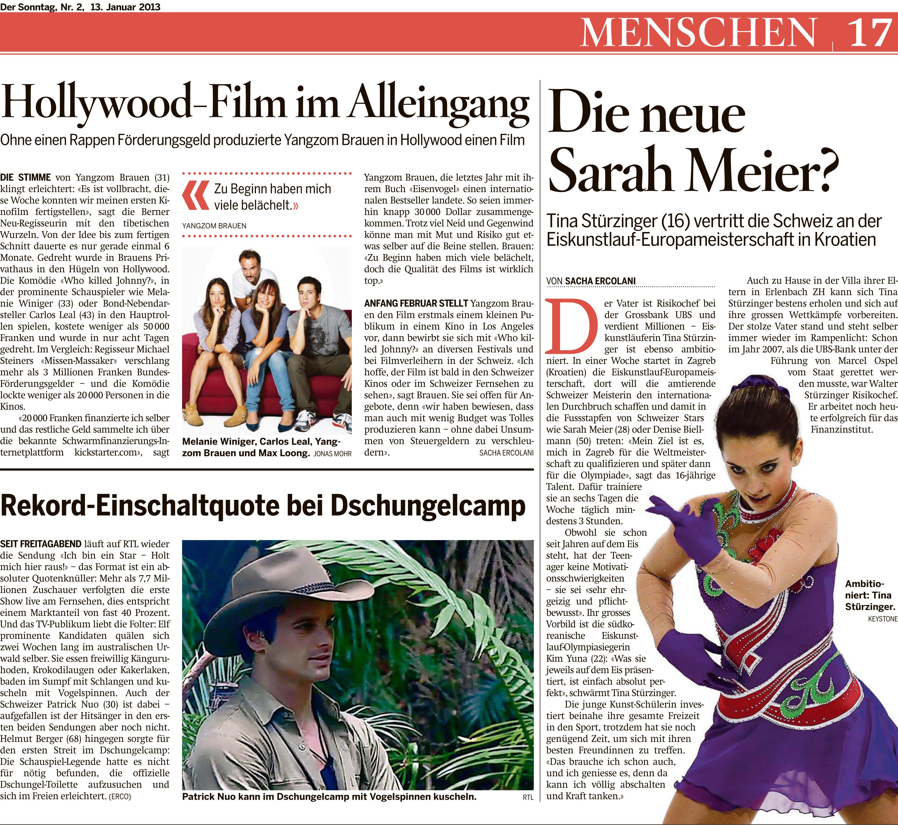 Sonntag Newspaper