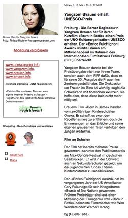 St.Gallen online