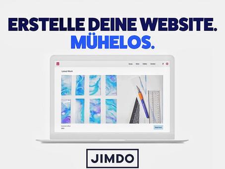 Jimdo Webseiten 🖥