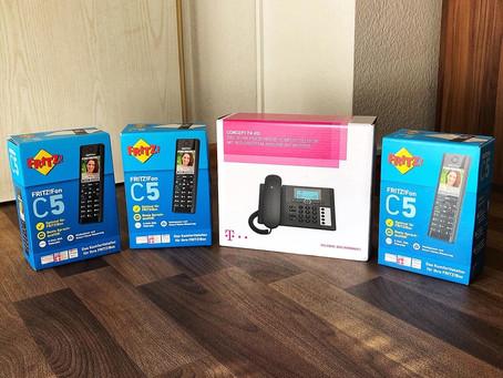 Neue Telefone ☎️