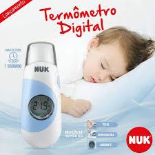 TERMOMETRO DIGITAL SEM CONTATO NUK