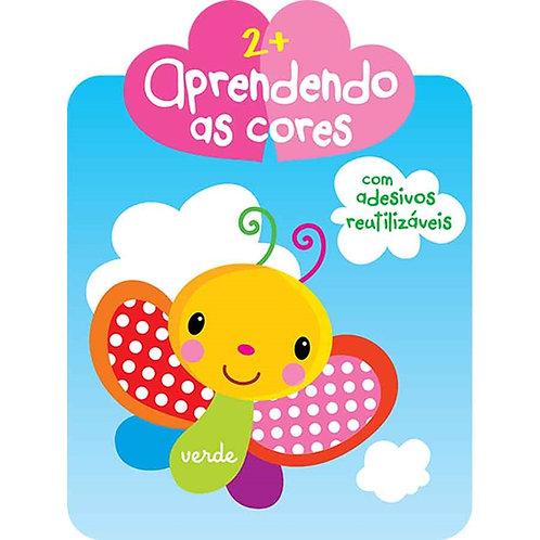 LIVRO APRENDENDO AS CORES 2 MAIS 9789462441729