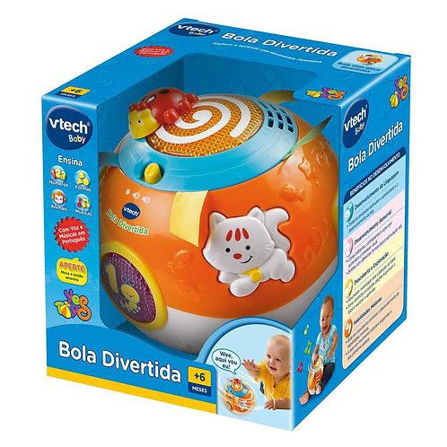 FL BOLA DIVERTIDA COM SOM E LUZ VTECH 6m+