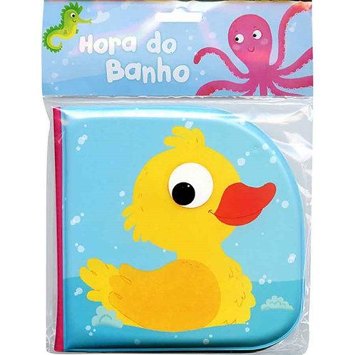 LIVRO HORA DO BANHO PATO 9789463042031