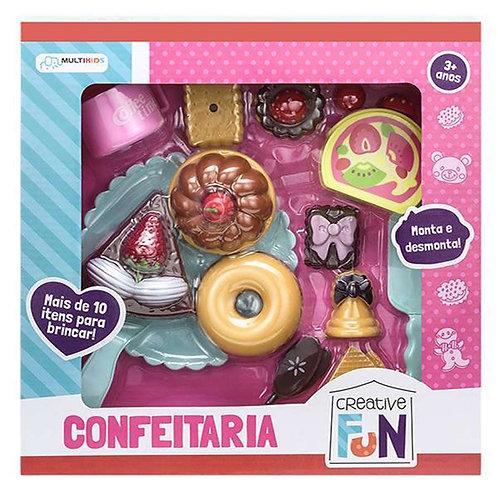 CONFEITARIA CREATIVE FUN