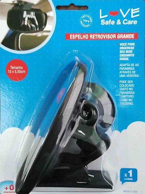 ESPELHO RETROVISOR GRANDE 8883