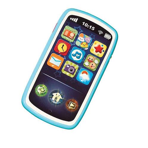 SMARTPHONE DIVERTIDO COM SOM E LUZ WINFUN 0740