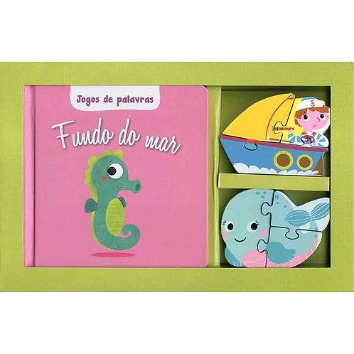 LIVRO FUNDO DO MAR JOGOS DE PALAVRAS 9789463042864