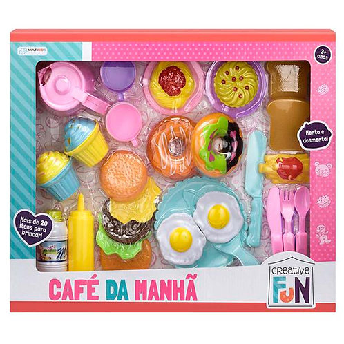 CAFE DA MANHA CREATIVE FUN