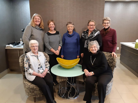 2018-19 Report of the Board Chair to the 5th Annual Meeting of Members of The CWLF