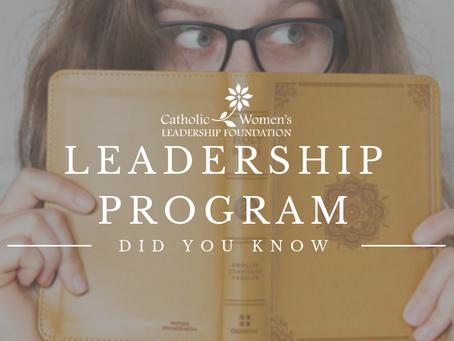 The Leadership Program
