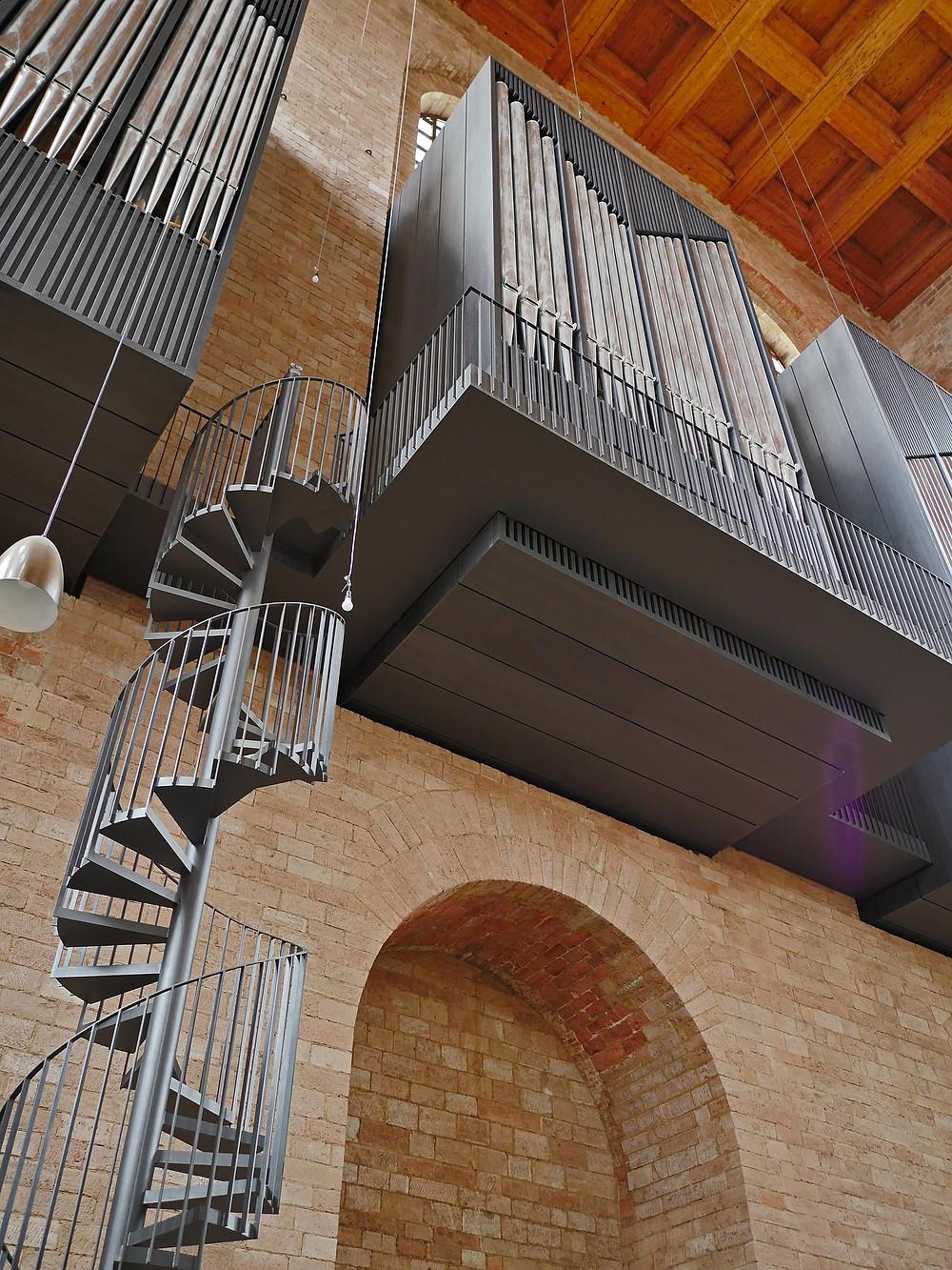 Detailaufnahme Basilika Trier