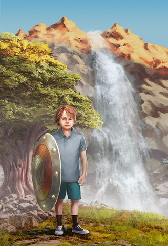 Cover for the book No Man's Island