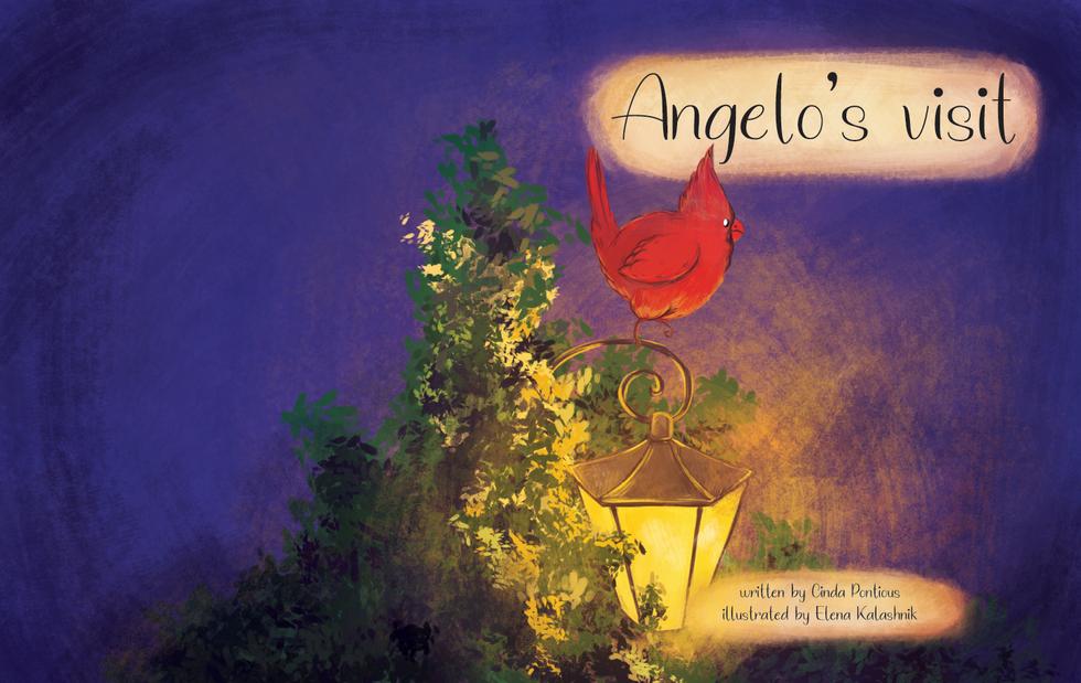 Illustrations forchildren'sbook - Bird