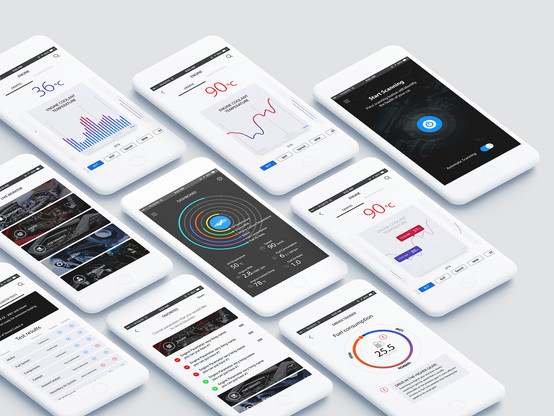 EXZA HHOBD app