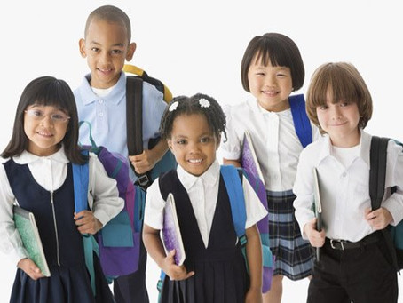 School Uniforms Save Money for Parents and Enhance Safety, School Pride, and Unity for Students