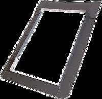 Lemovanie pre rovnu krytinu pre vykurovacie steršné okno Solara TG® Lido