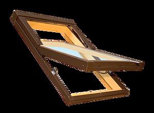 Vykurovacie strešné okno Solara TG® Lido