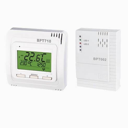 PION ThermoGlass - ponuka bezdrotovych termostatov