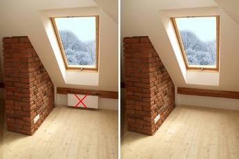Infravykurovacie strešné okno Solara TG® 03