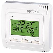 bezdrôtový termostat elektrobock BT710