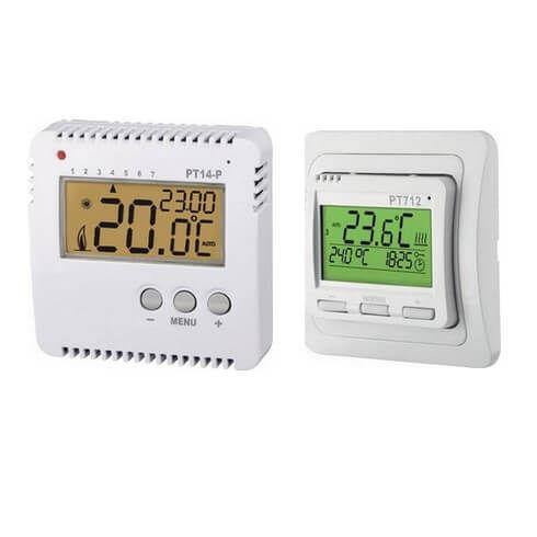 PION ThermoGlass - ponuka káblových termostatov