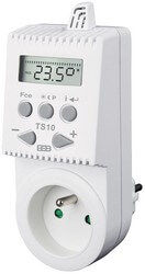 Zasuvkovy termostat TS10