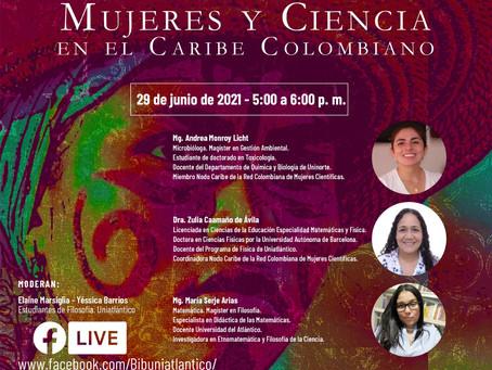 Primer ciclo de científicas-Jornadas del Caribe Colombiano