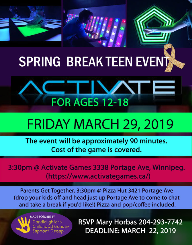 CALLING ALL TEENS!!!