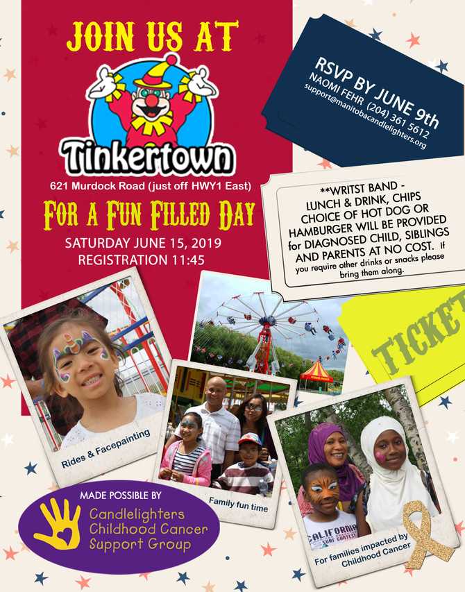 YOU'LL BE GLAD YOU CAME TO TINKERTOWN!!!