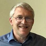 Siegfried Kresin. Mann mit Brille und grauen kurzen Haaren.