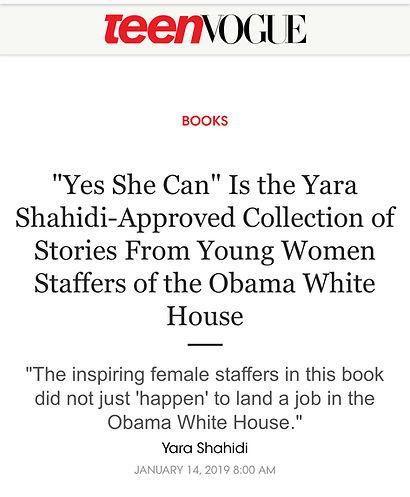 Teen Vogue Excerpt Yara Shahidi