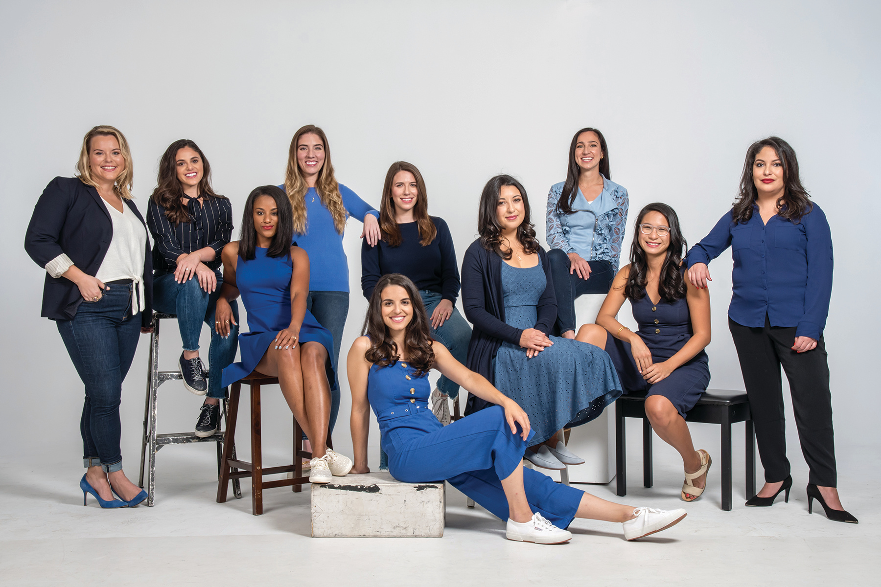 The authors of Yes She Can