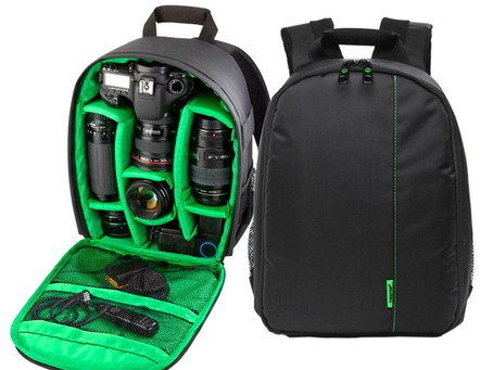 Are You a Victim of Having to Leave Camera Equipment Behind? Check Out This Game Changer!!