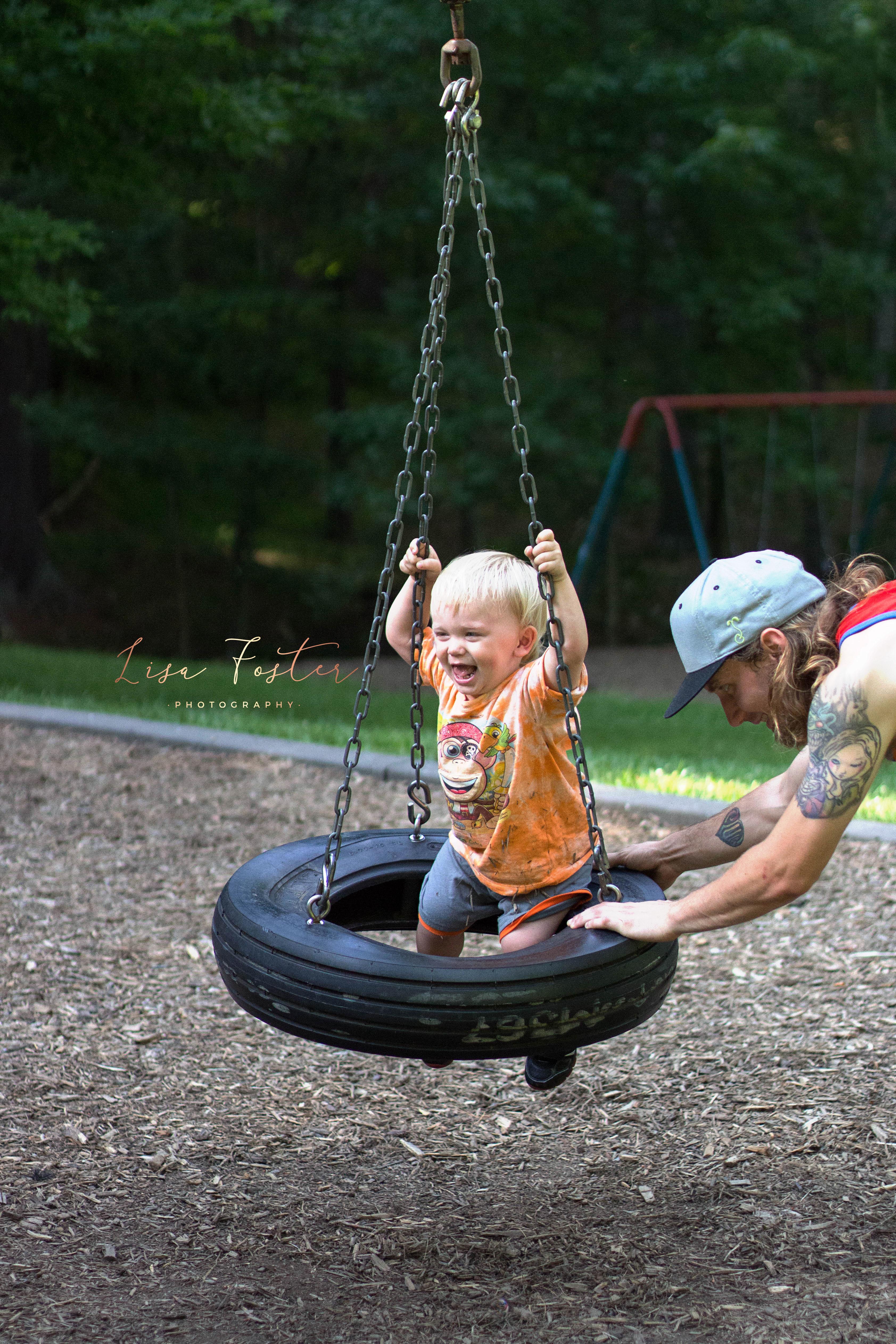 Daddy & Me Mini Session
