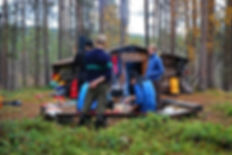 Tavinsulka on Ivalojoki