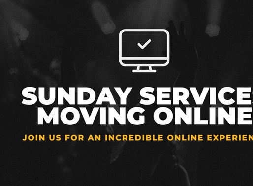 Important Announcement - PBC Church Cancellation