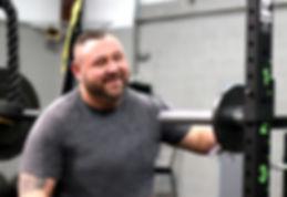 Personal Trainer David Tudor