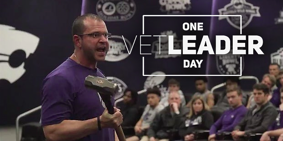V.E.T. LEADER ONE DAY 2020